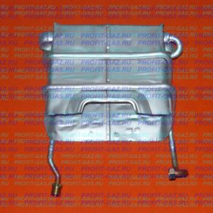 Теплообменник радиатор газовой колонки Electrolux GWH-285 RN