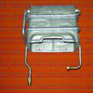 Теплообменник радиатор газовой колонки Electrolux GWH-265 RN